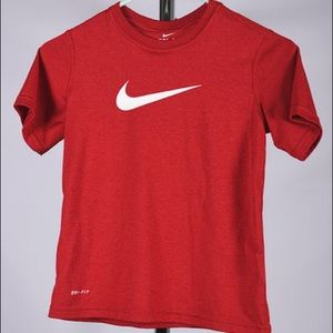 NIKE Dry Fit Boys Youth Tee